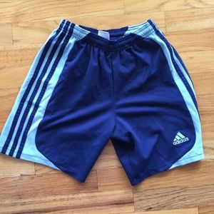 Girls M, Adidas Soccer Shorts